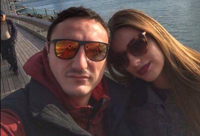 """Девојката на """"министерот за одбрана"""" е петти месец бремена, а тие веќе ја породија: Борко Ристовски ЌЕ стане татко! (ФОТО)"""