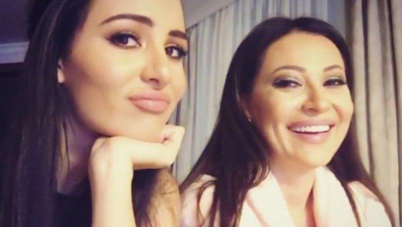 Како близначки: Анастасија откри што делат таа и Цеца! (ФОТО)