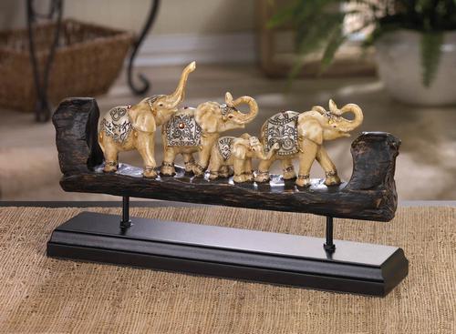 Сите сме слушнале дека фигурата слон носи среќа и пари во домот, но никој не ви го кажал ова