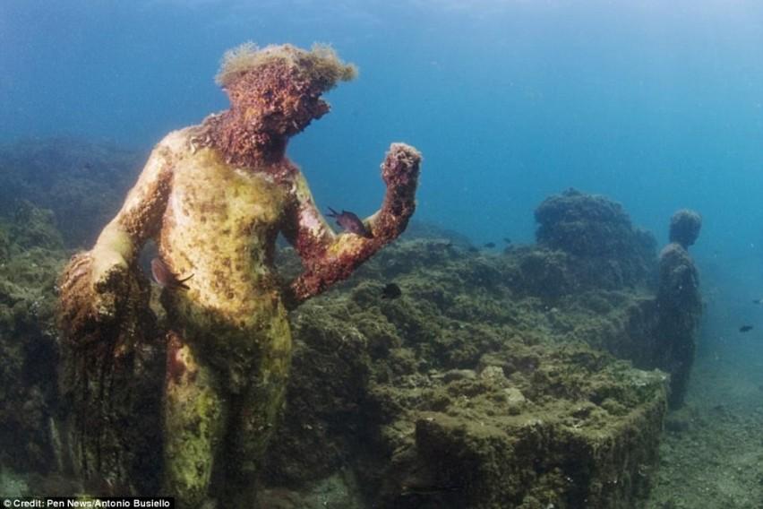 (ВИДЕО) Нуркачите наишле на нешто неверојатно од град исчезнат под вода пред 1.700 години