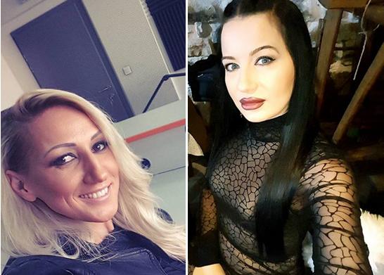 Кавадаречки естрадни навики: Цветанка Глигорова и Наташа Малинкова имаат голем мерак одзади… да се фотографираат! (ФОТО)
