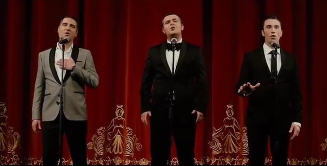"""""""Немој веќе да ме чекаш"""" е новата песна на """"Трио Џентлмен"""" (ВИДЕО)"""