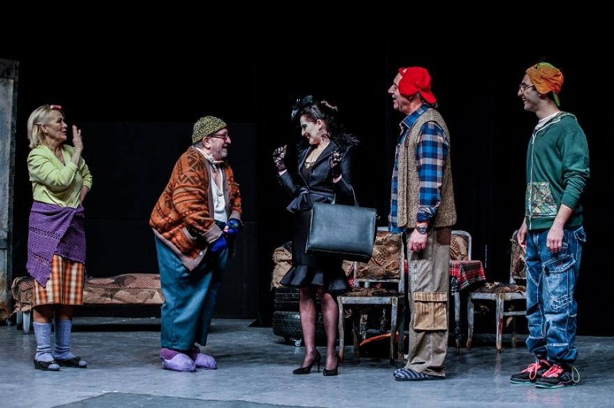 """Премиера: """"Како да се ограби банка"""" во Драмски театар!"""