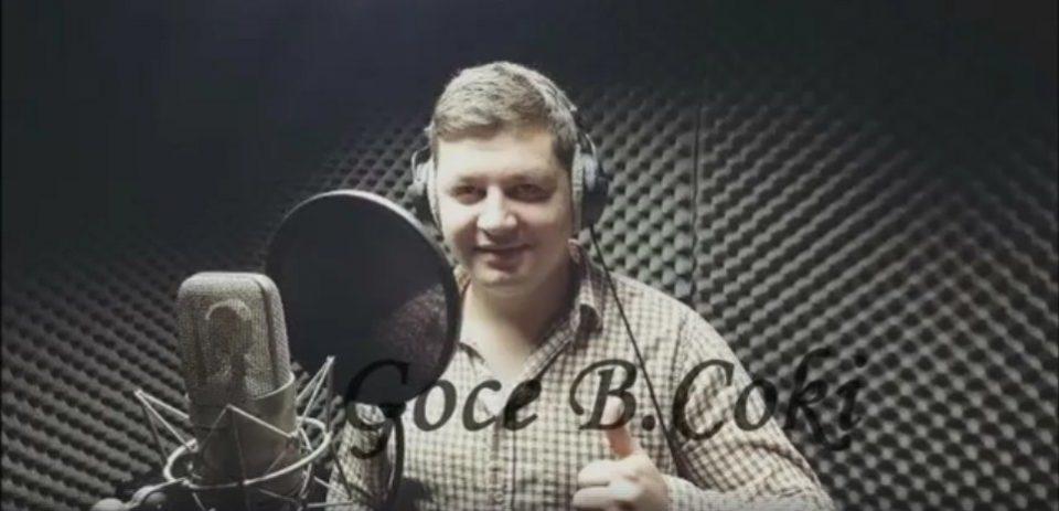 """Гоце Бошкоски – Чоки пее за нејзините """"Бескрајни лаги"""" (ВИДЕО)"""