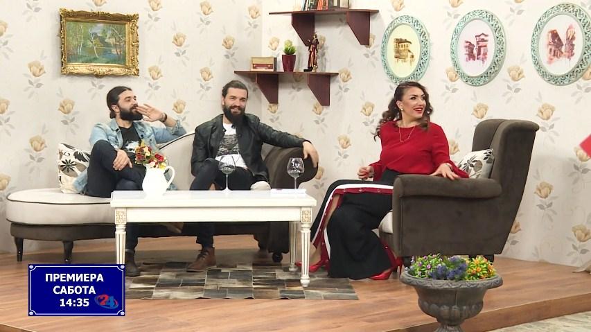 """""""Next Time"""" гости во најновото издание на шоуто """"Улица Македонија"""" (ВИДЕО)"""