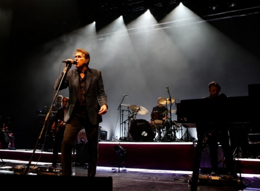 Брајан Фери на 9 септември на концерт во Скопје