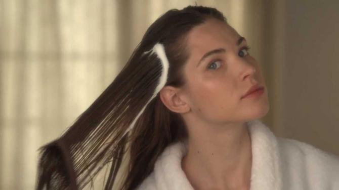 Совети за употреба на пена за коса