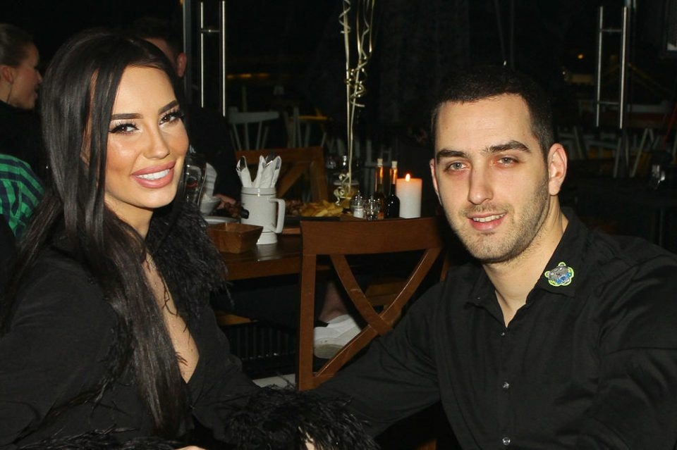 Пукна тиквата: Катарина Грујиќ раскина со црногорскиот бизнисмен?