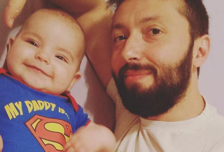 Виктор Николовски, татко на породилно: Не знаете што пропуштате, тоа е незаборавно искуство