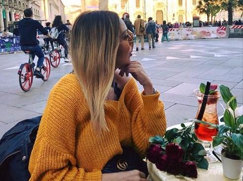 За Велигден Лила беше во Милано – еве кој и го плати престојот! (ФОТО)