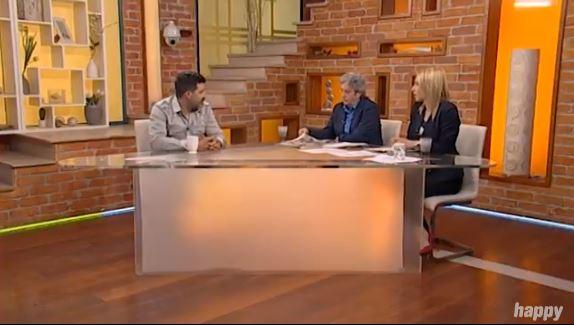 (ВИДЕО) Се појави на телевизија: Погледнете што кажа Лука Лазукиќ на утринска програма во живо!