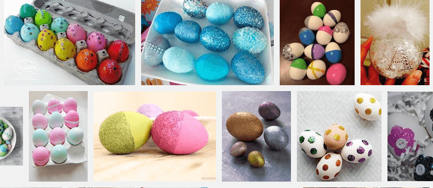 Техники кои овој Велигден се хит за боење јајца (ФОТО)