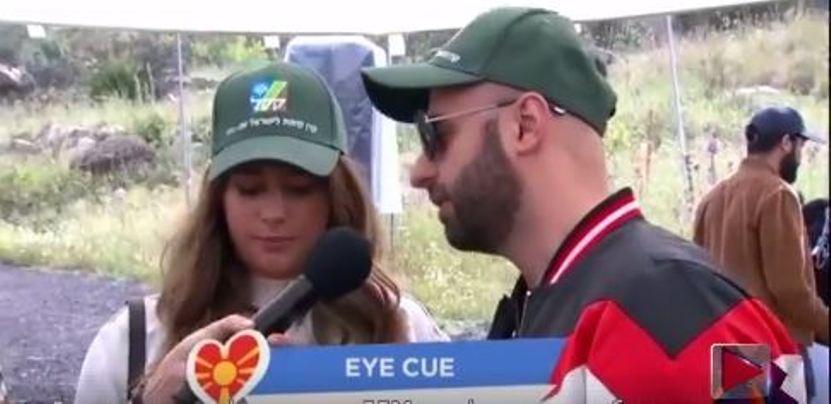 """(ВИДЕО) Ѓоко Танески се """"чувствуваше како риба"""", а погледнете како годинава """"Ај Кју"""" се снаоѓаат со англискиот на Евровизија"""