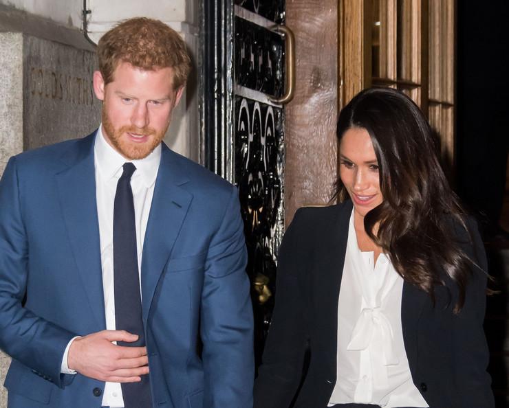 Се е подготвено: Се појавија првите фотографии пред свадбата на Меган Маркл и принцот Хари