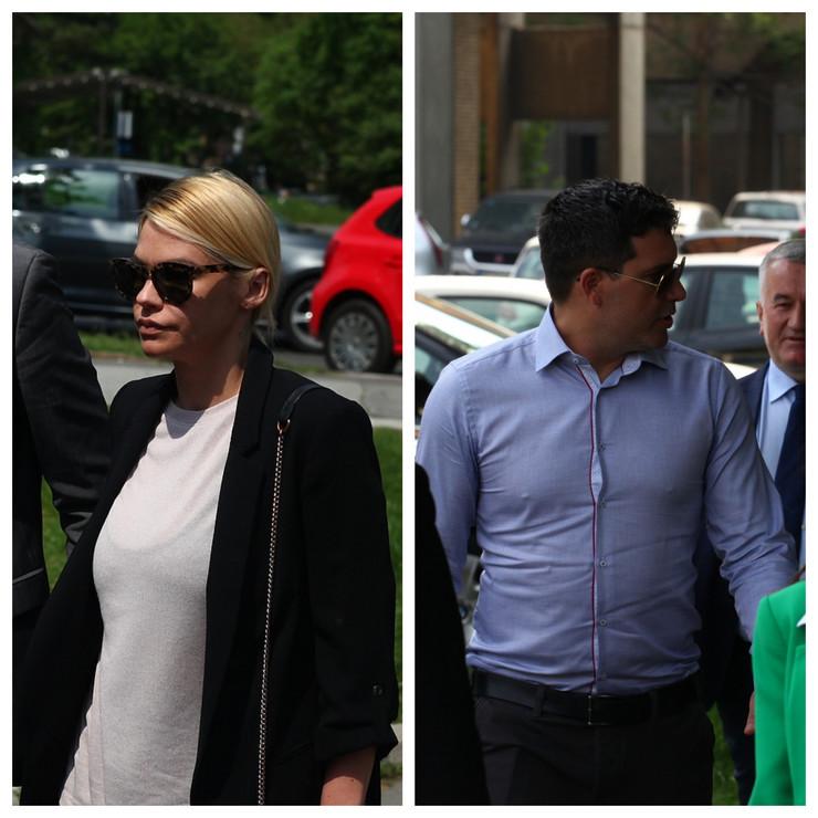 Може да добие три години затвор: Лука Лазукиќ обвинет за  физичко насилство на Наташа Беквалац!