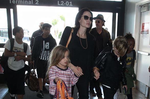 Нова драма во животот на Анџелина Џоли: Синот Медокс сака да ја напушти!