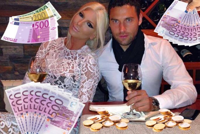 Од цифрата ќе ви се заврти во глава: Јелена Карелуша и Душко купуваат вила во Кина?