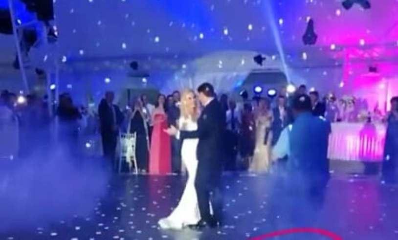 (ФОТО) На свадбата на Вучиќ се случи изненадување за кое знаат само гостите!