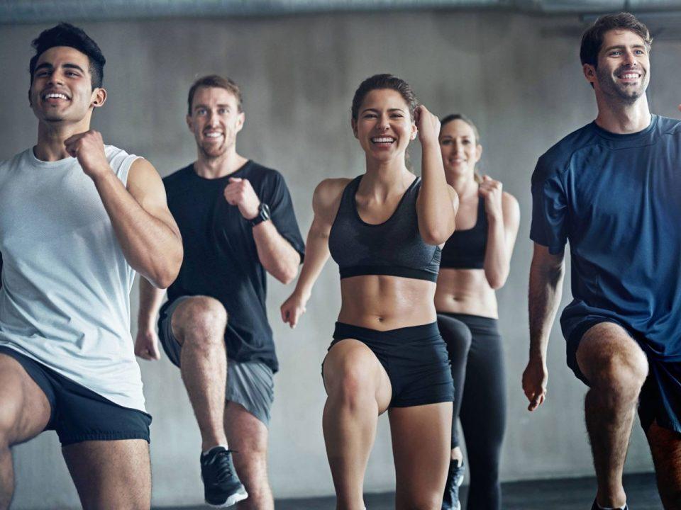 Физички активности со кои ќе топите многу калории