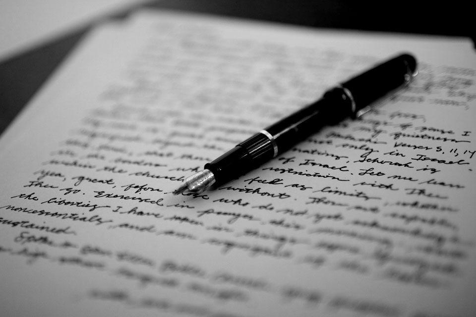 Пишувањето пред спиење не ослободува од лоши мисли