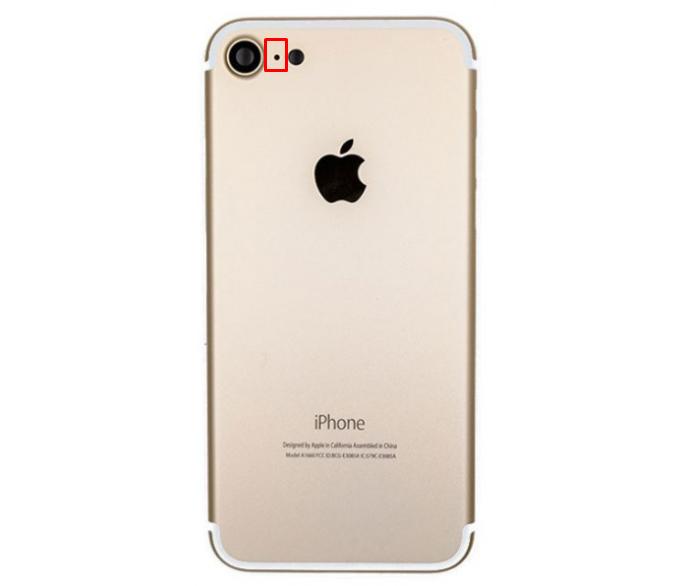 Сте се запрашале за што користи малата црна точка на вашиот Ајфон?