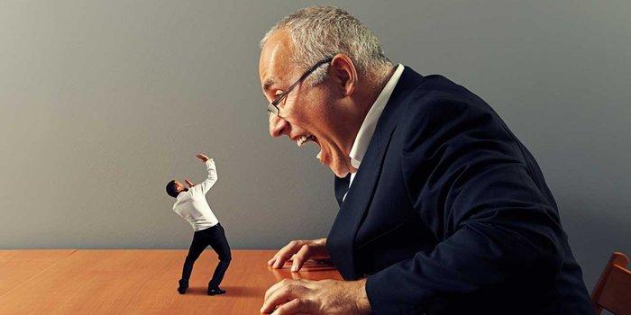 Како да се справите со лошиот шеф на работното место?