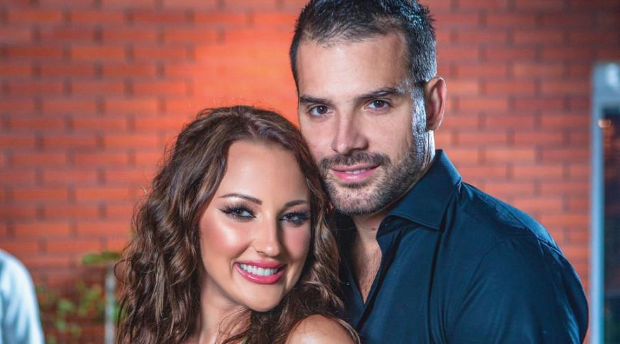Александра Пријовиќ е бремена: Боба Живојиновиќ им ја организираше свадбата, а сега од медумите дознал за приновата!