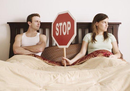 Кога ќе снема желба за секс