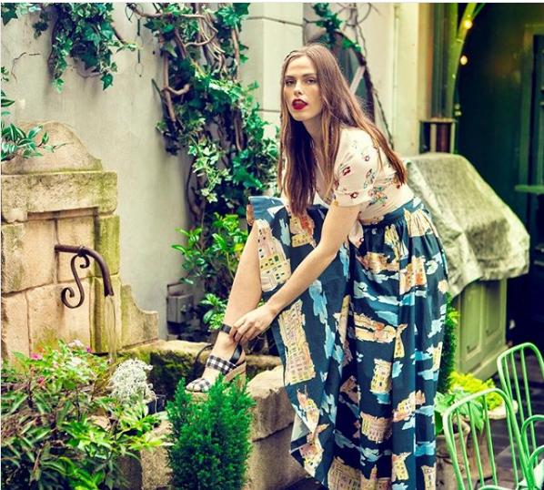 (Фото) Облека инспирирана од француската ривиера