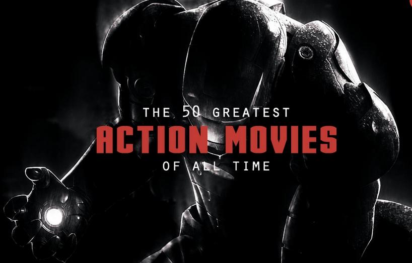 Топ 10 од 50-те најдобри акциони филмови на сите времиња (ВИДЕО)