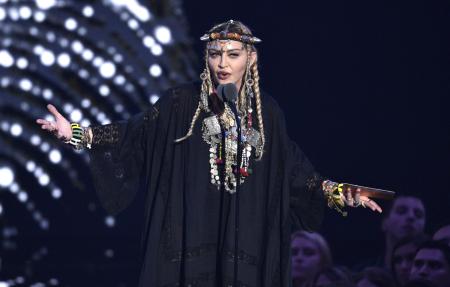 """""""Повеќе не сакаме да те гледаме"""": Говорот на Мадона во чест на Арета Френклин ги налути фановите!"""