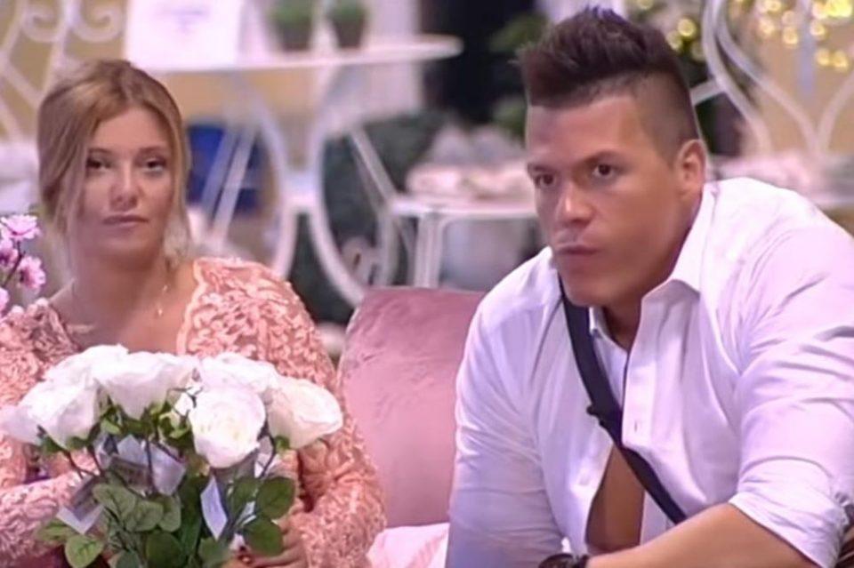 Киа и Слоба ќе прославеа две години од бракот, а вака изгледаа на денот на свадбата (фото)