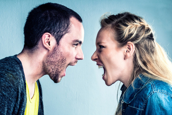 Истражување: Љубовните караници предизвикуваат физичка болка
