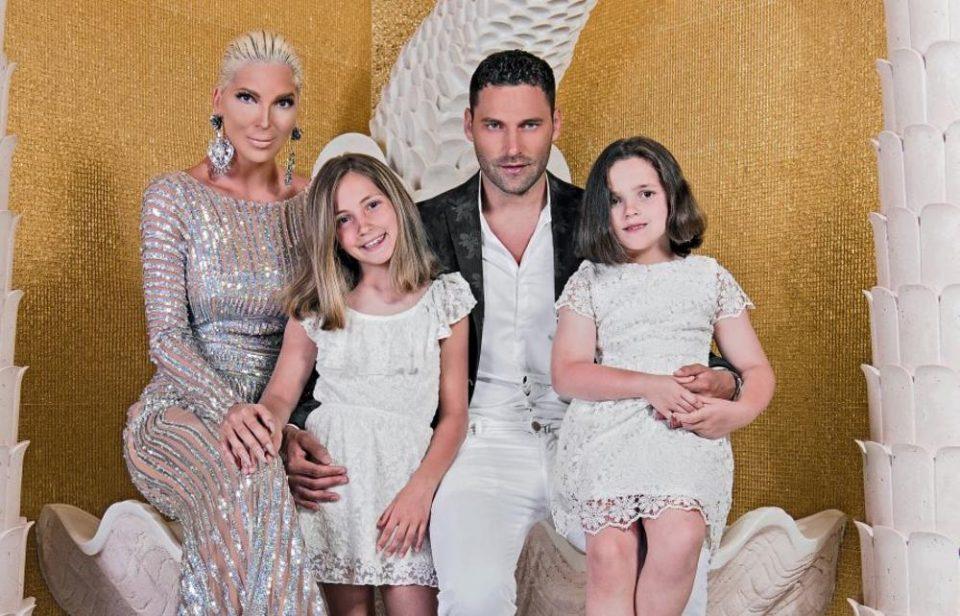 Ќерките на Карлеуша славеа роденден, а го добија и првиот ангажман од кој заработија пари