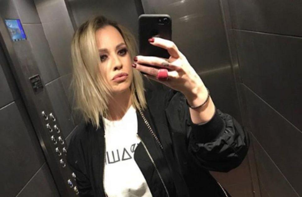 Српските медиуми за пејачката: Ќе ви падне вилицата, Тамара Тодевска како од мајка родена (фото 18+)