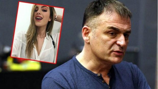 Како изгледа и што работи Ана, убавата ќерка од првиот брак на легендарниот актер Бранислав Лечиќ?! (ФОТО)