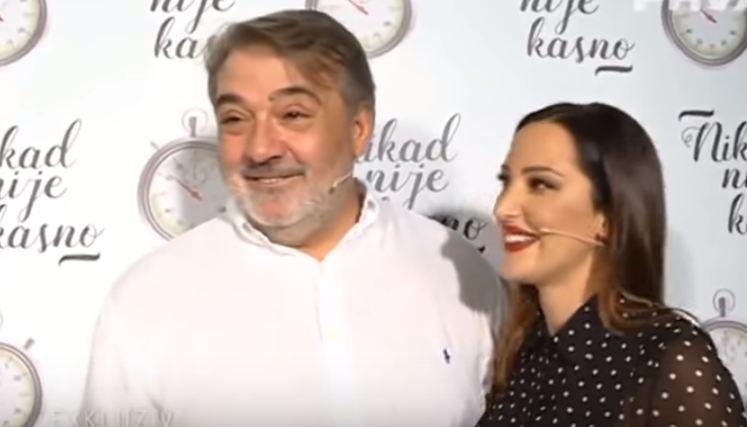 Боба Живојиновиќ се расплака пред камерите поради Александра Пријовиќ! (видео)