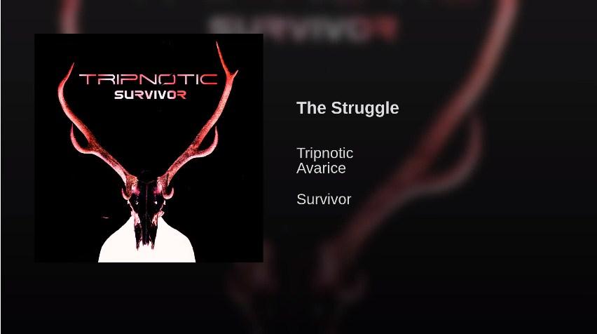 "Tripnotic – ""The Struggle"" (АУДИО)"