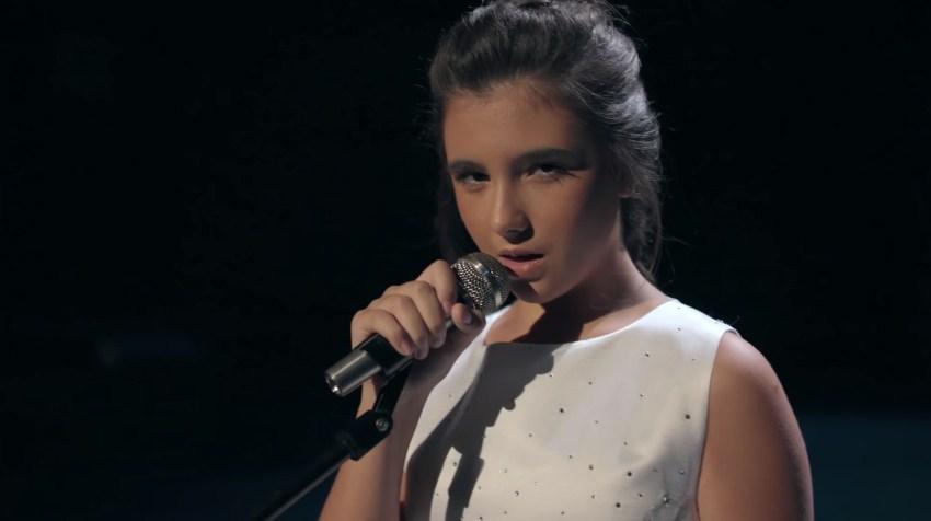 """МРТ го претстави видеото за песната """"Дома"""" со која Марија Спасовска годинава ќе не претставува на детскиот """"Евросонг"""""""