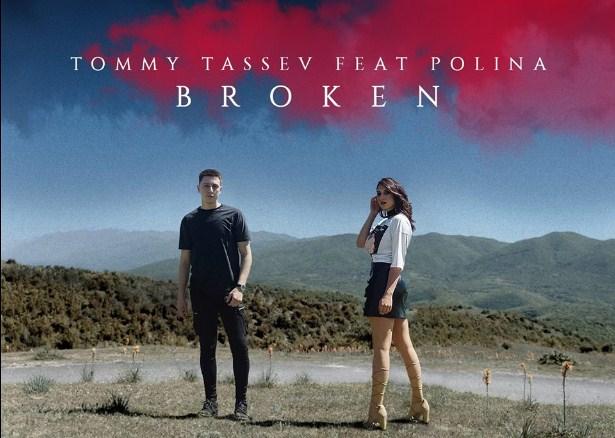"""Томи и Полина дебитираат со """"Broken"""" (ВИДЕО)"""