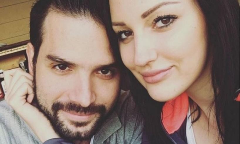 Александра Пријовиќ и Филип Живојиновиќ го открија името на бебето