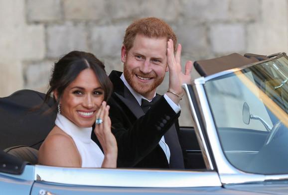 Познатиот холивудски актер и неговата сопруга ќе бидат кумови на детето на Меган Маркл и принцот Хари
