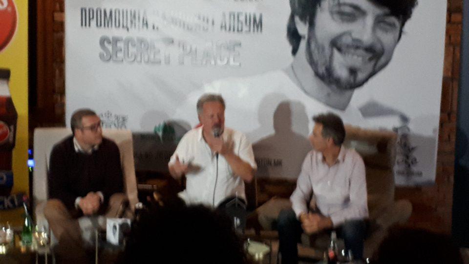 Прес конференција: Познати се сите детали и се' е подготвено за утрешниот концерт во чест на Тоше