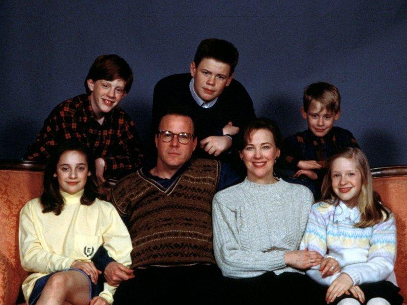 """Погледнете како изгледаат денес актерите од филмот """"Сам дома"""""""