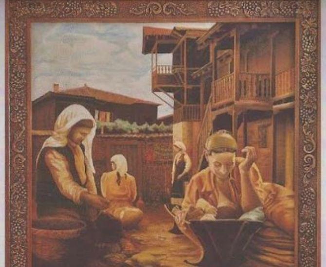 """""""Во духовниот храм"""", прва самостојна изложба на Ерол Сулејмановски"""