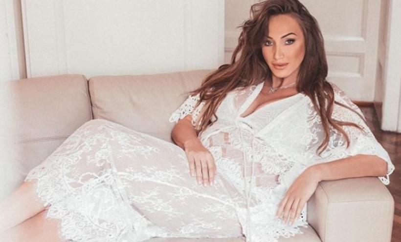 Сопругот се противи на нејзиниот избор: Гога Секулиќ смисли необично име за синот