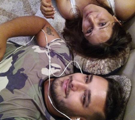 """""""Беше многу среќен"""": Мајката на Дарко Лазиќ откри какво видео Ана Севиќ му покажала на пејачот"""