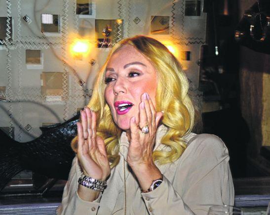 Лепа Брена откри дека и се слошило поради конзумирање на големо количество на алкохол