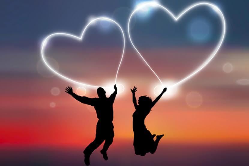 Ако на двајца луѓе им е судено да бидат заедно, љубовта ќе најде начин да ги поврзе