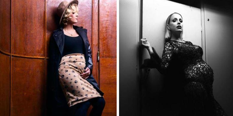 Погледнете како изгледаше Тамара Тодевска во бремноста со Хана, а како денес (фото)